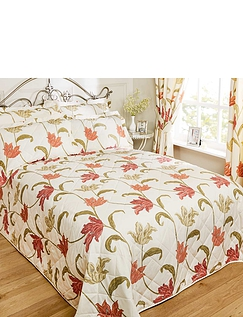 Kinsale Quilted Throwover Bedspread
