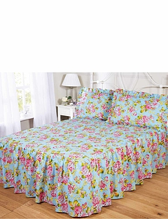 Harriett Quilted Bedspread
