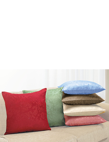 Lana Lined Jacquard Cushion Covers