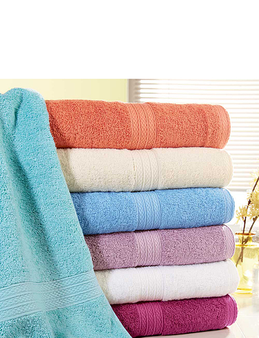 Plain Christy Towels