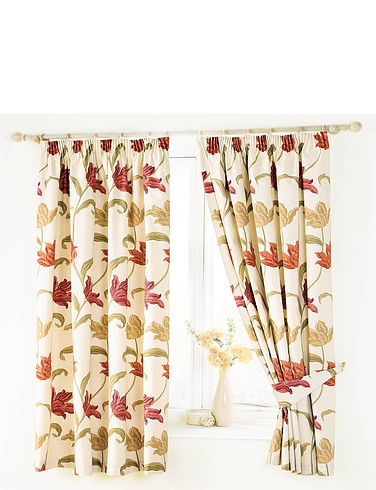 Kinsale Lined Curtains and Cushion Covers