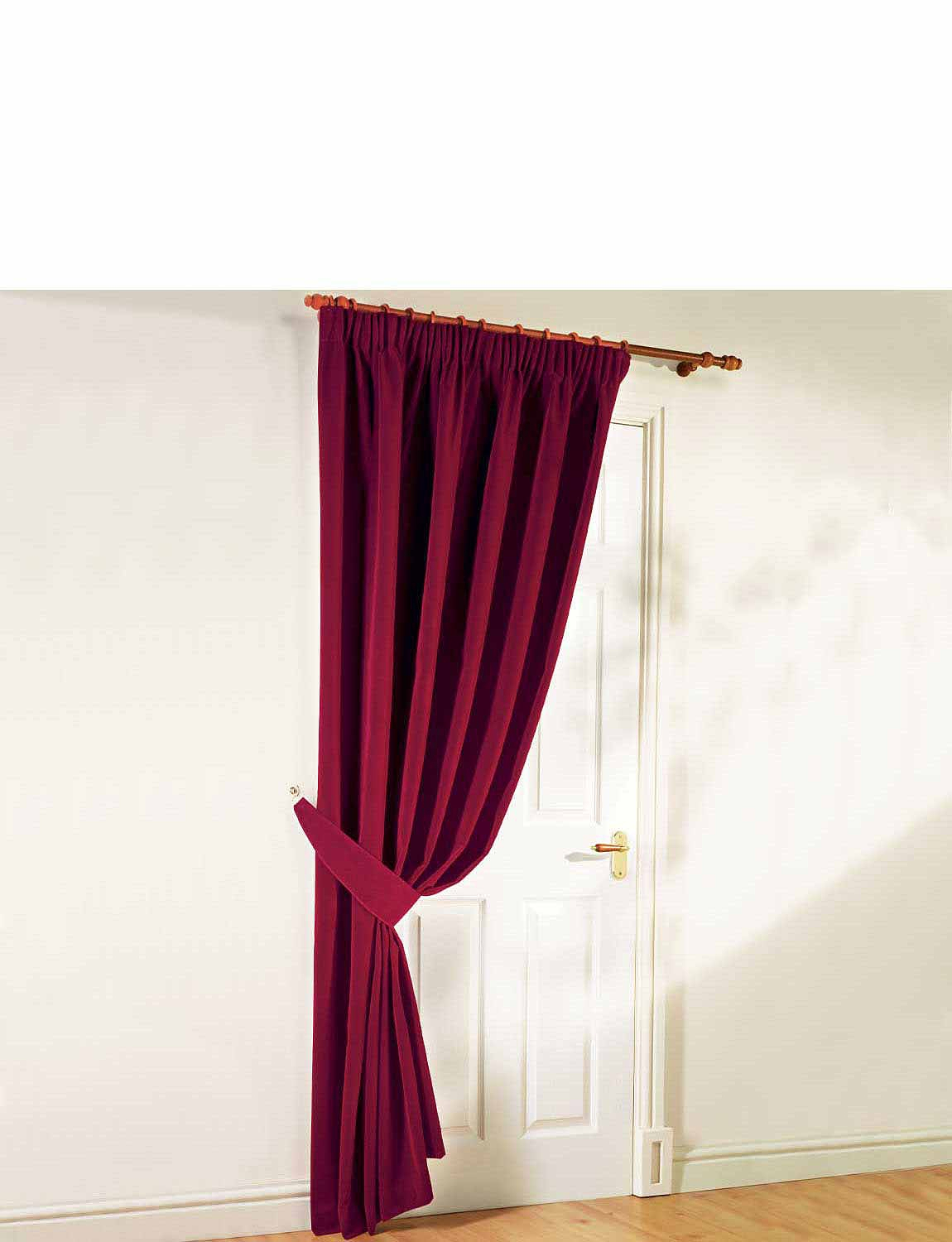 THERMAL VELOUR CURTAINS Door Curtians
