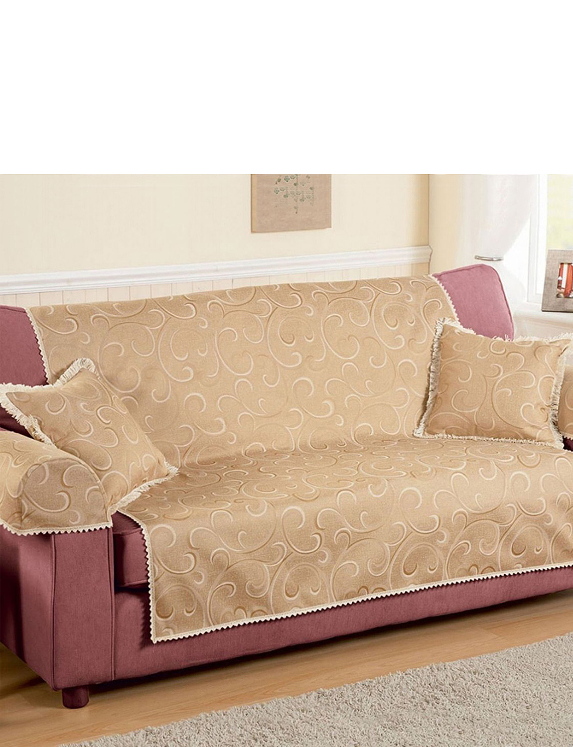 Scroll Furniture Protectors Home Living Room Chums