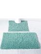 Cotton Twist Bath and  Pedastal Mats