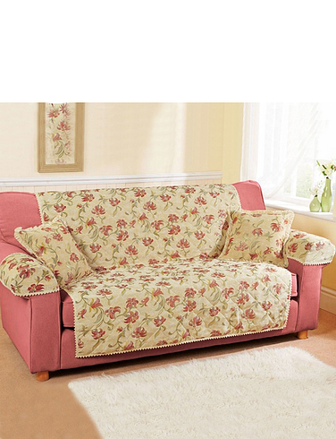 Lily Jacquard Furniture Protectors