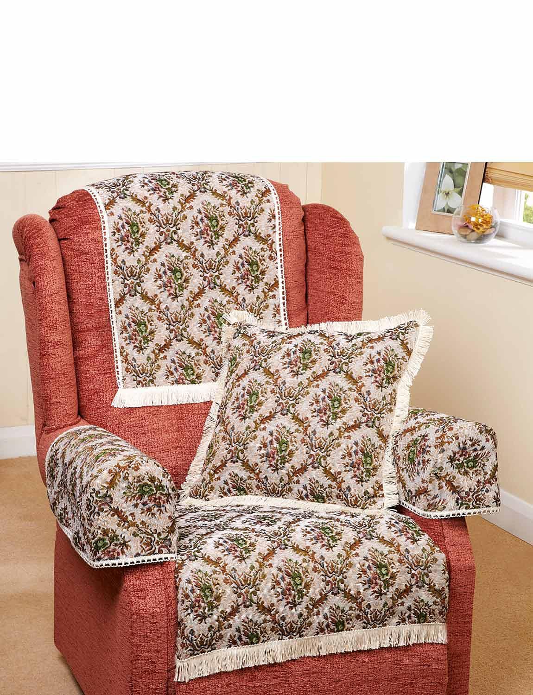 Trellis Irish Tapestry Furniture Accessories - Home ...