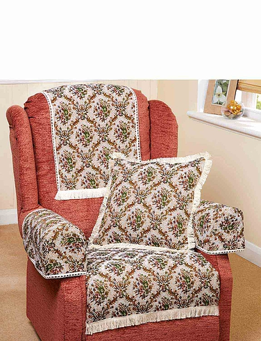 Trellis Irish Tapestry Furniture Accessories