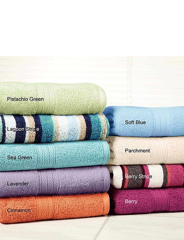 Stripe Christy Towels