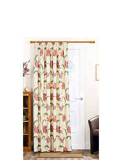 Kinsale Lined Door Curtain