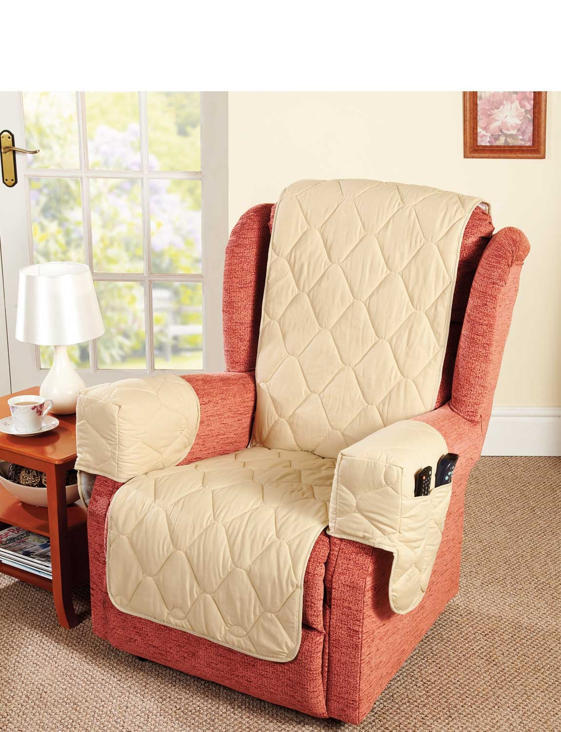 Quilted Washable Furniture Protectors Home Chums