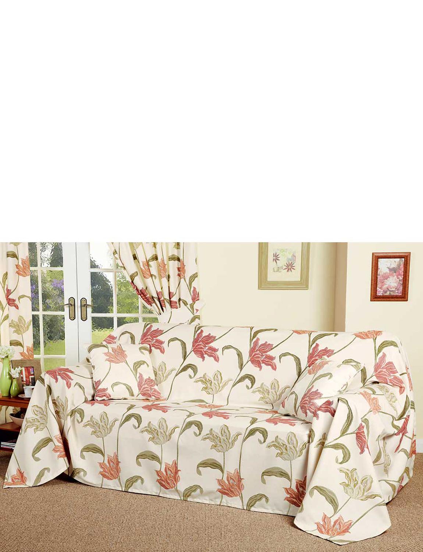 Kinsale Furniture Three Seater Throw- Home