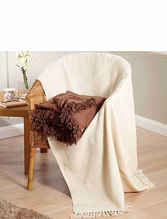 Heavyweight Woven Cotton Throws