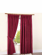 Luxury Heavyweight Chenille Curtains