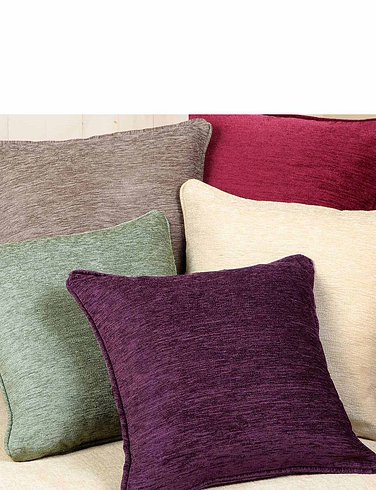 Luxury Heavyweight Chenille Cushion Covers