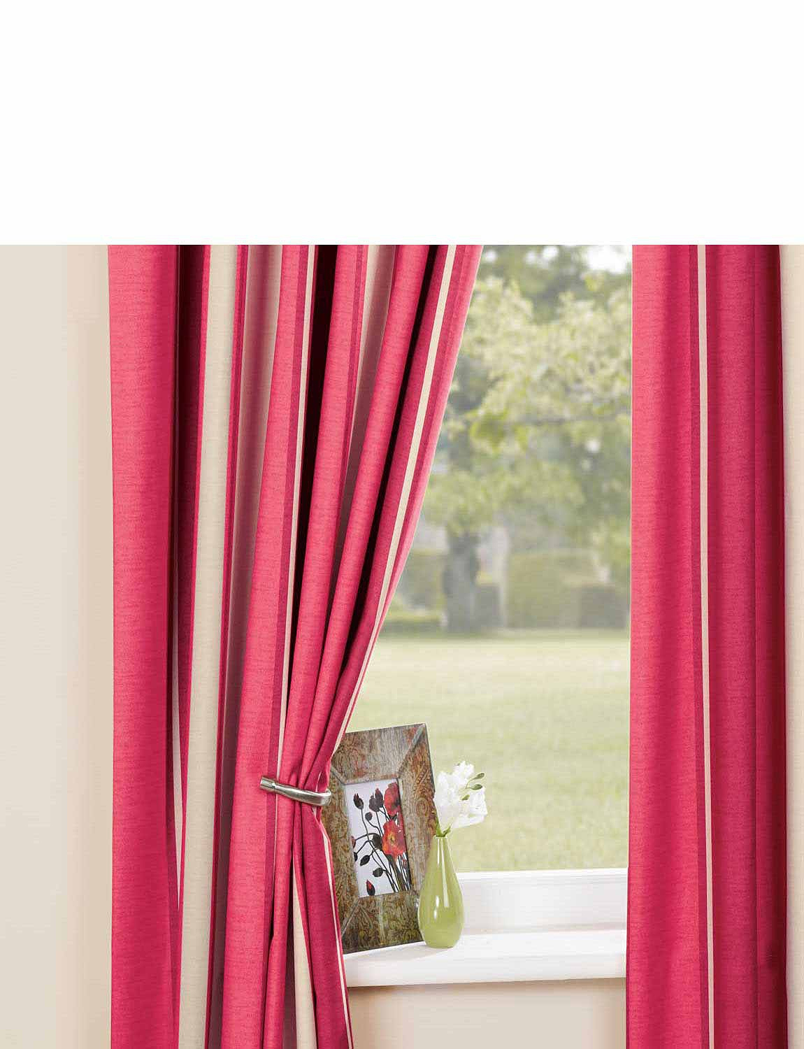 Waffle Shower Curtain Extra Long Faux Silk Pinch Pleat Drapes