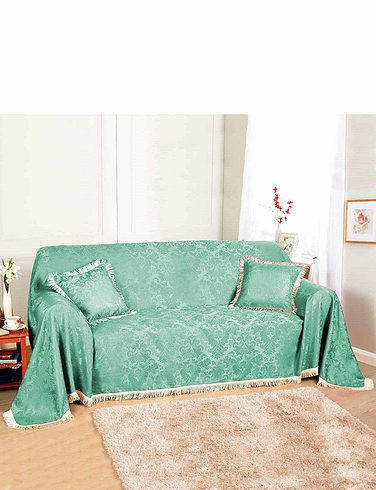 Damask Furniture 3 Seater Set