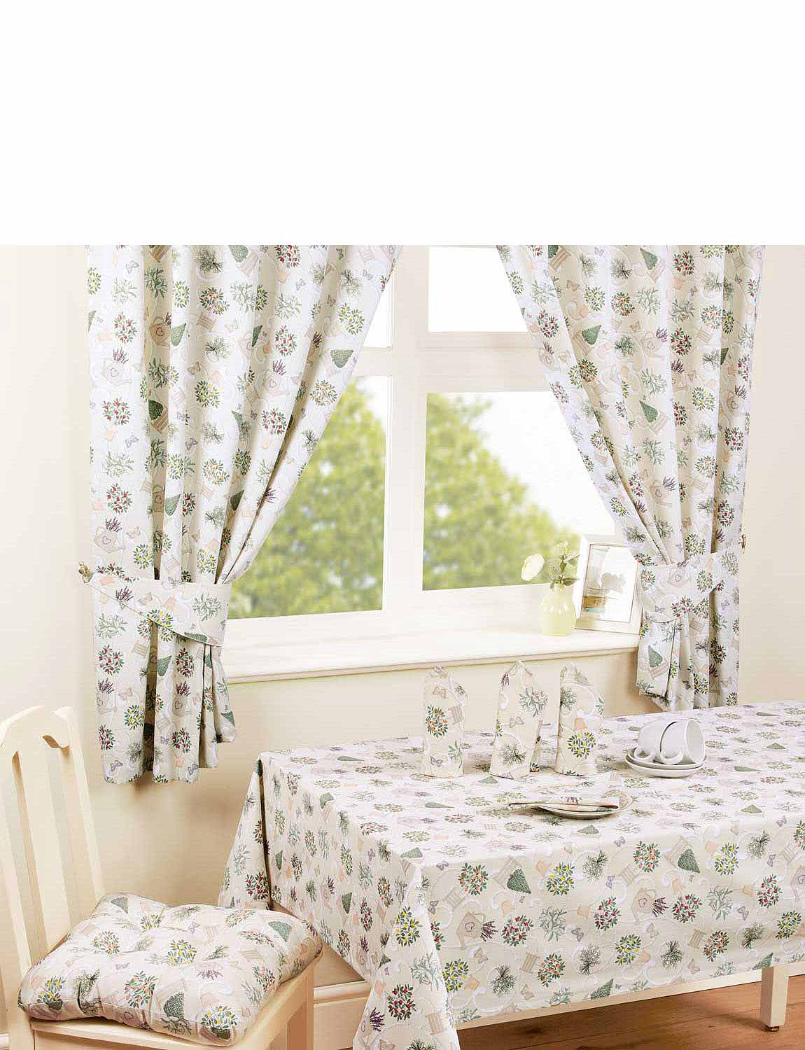 Kitchen Tab Curtains Related Keywords & Suggestions ...