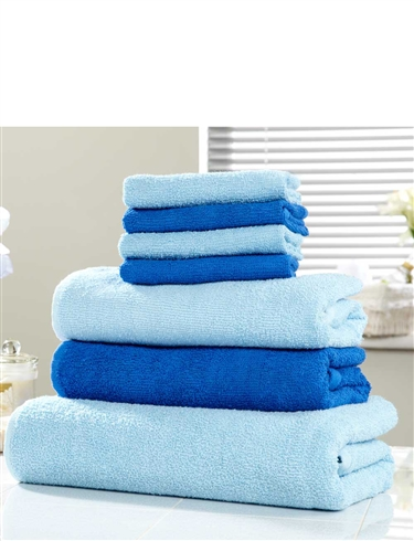 7 PIECE TOWEL BALE