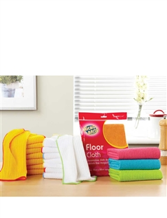 20 Piece Microbfibre Household Bumper Pack