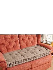 2-Seater Booster Cushion for Your Sofa