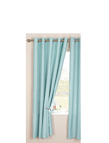 Sorbonne Lined Curtains-Ring Top Heading