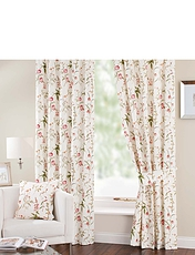 Alicia Lined Cotton Panama Curtains