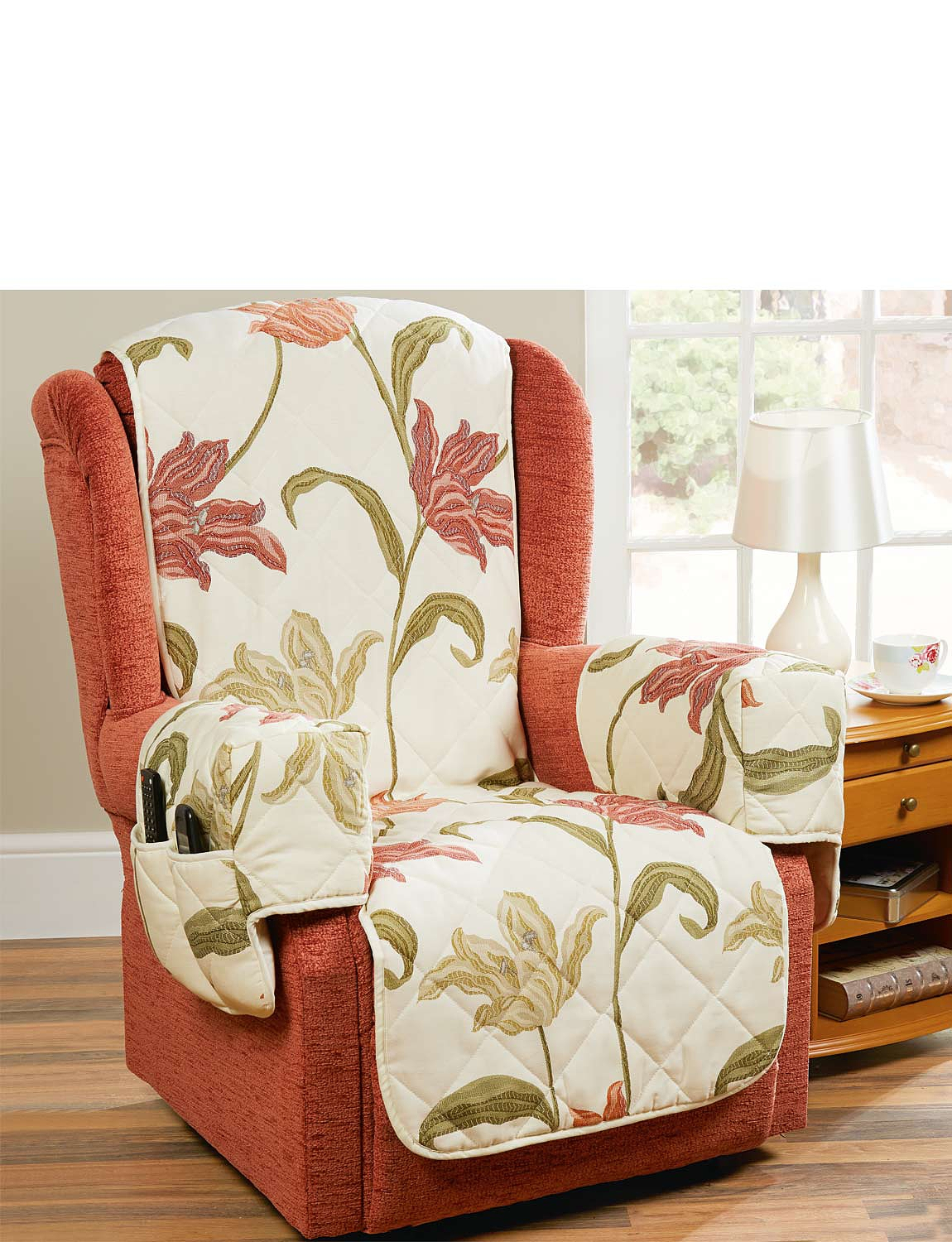 Kinsale quilted furniture protectors chums for Furniture protectors