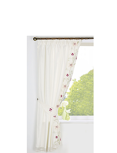 GRACE LINED VOILE CURTAINS