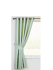 Estelle Jacquard Ring Top Curtains