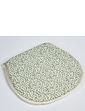Leaf Print Kitchen/Dining Seat Pad
