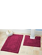 Luxury Weight Bath And Pedestal Rugs