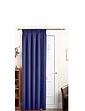 Plain Satin Door Curtains