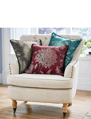 Eliane Heavyweight Jacquard Cushion Covers