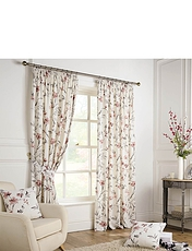 Odelia Lined Curtains