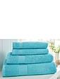 4 Piece Luxury Weight Plain Towel Bale