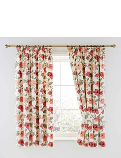 Felicity Lined Panama Curtains