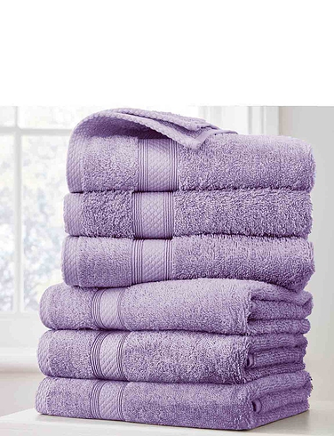Christy Plain Rialto Towels