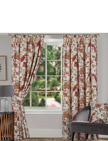 Kensington Lined Curtains