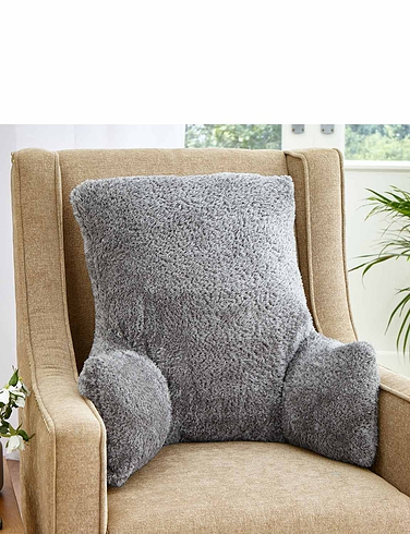 Teddy Fleece Support Cushion