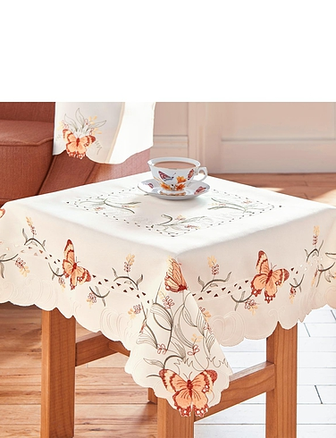 Butterfly Furniture Accessories Tablecloth