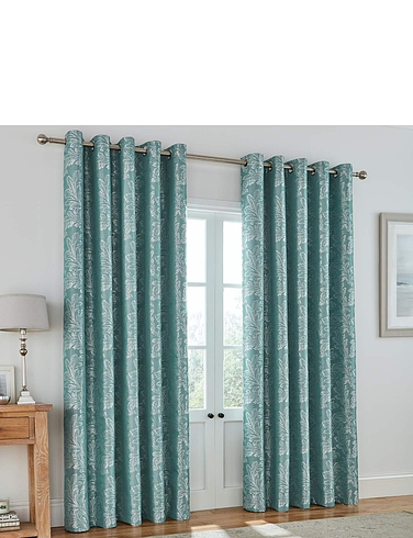 Annabelle Blackout Eyelet Curtains