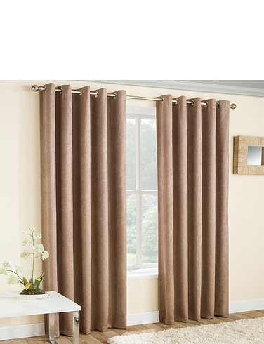 Vogue Blackout Thermal Lined Curtains