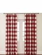 Shetland Check Curtains