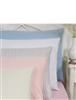 Vantona Striped  Luxury Flannelette Sheets and Pillowcases