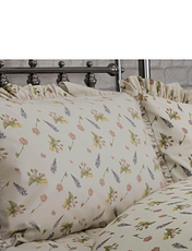Bella Mae Frilled Pillowcases