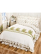 Bella Mae Fitted Valance/Sheet by Belledorm