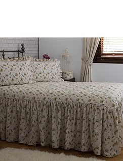 Bella Mae Bedspread by Belledorm