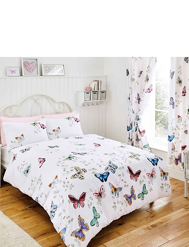 Butterfly Quilt Cover