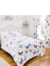 Butterfly Quilt Cover Set