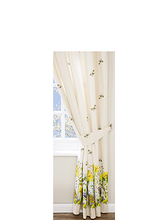 Bluebell Meadow By Belledorm - Lined Curtains and Free Tiebacks